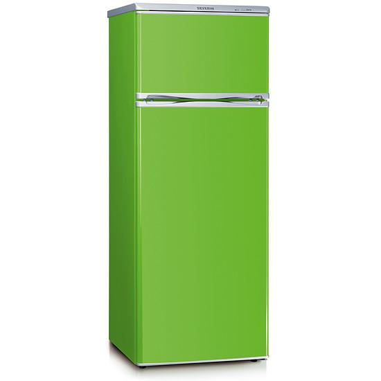 severin ks 9796 apple green doppelt r k hl gefrierschrank k chenger te versandkostenfrei. Black Bedroom Furniture Sets. Home Design Ideas